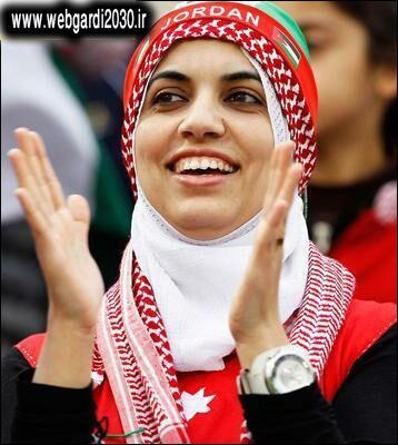 عکس: شباهت یک زن اردنی به عادل فردوسی پور