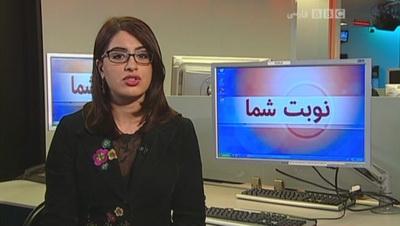 تفاوت ما با مجری زن بی بی سی فارسی چیست؟